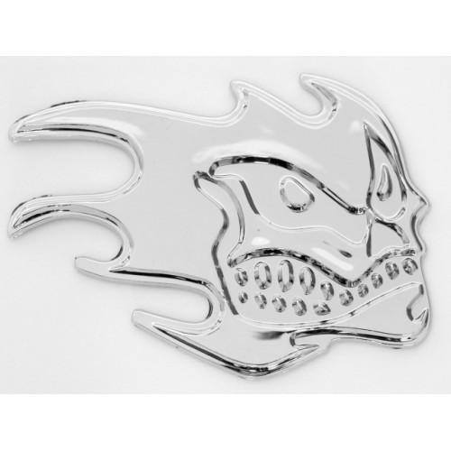 3D Logo Lebka