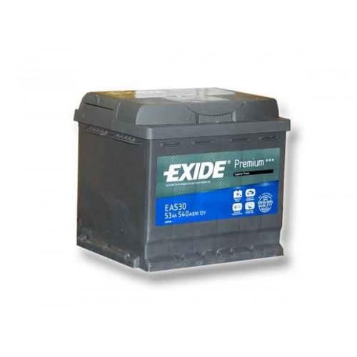 Autobatéria EXIDE Premium 12V 53Ah 540A – EA530
