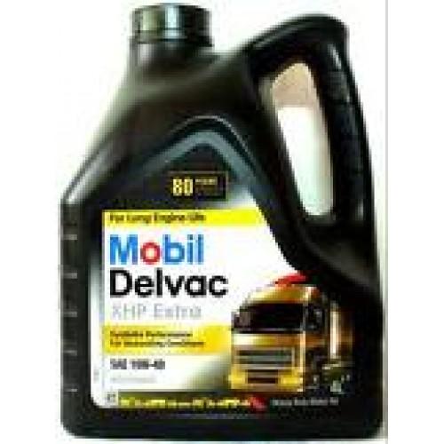 MOBIL DELVAC XHP EXTRA 10W-40 4L