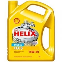 Shell Helix HX5 DIESEL 15W-40 4L