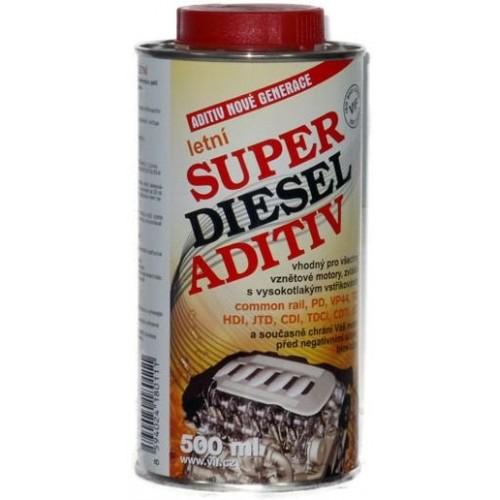 VIF SUPER DIESEL ADITIV - LETNÝ -  500ml