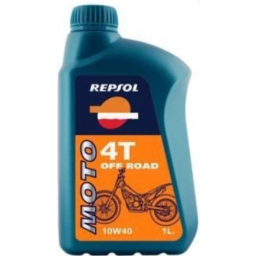 REPSOL Moto 4T Off Road 10w-40 1L
