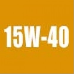 Viskozita 15W-40